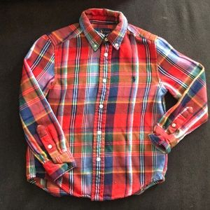 Polo by Ralph Lauren long sleeve button up.